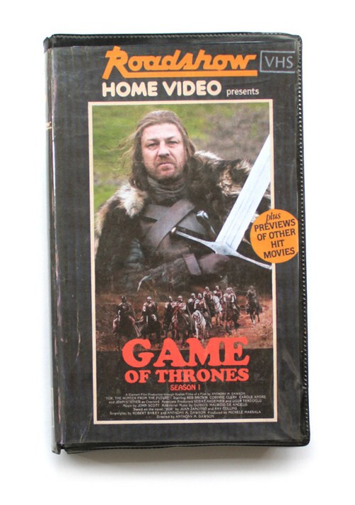 Games of Thrones VHS